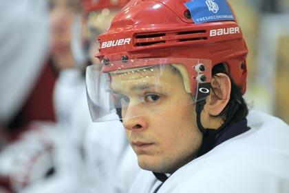 Российский хоккеист решил выступать за сборную Украины