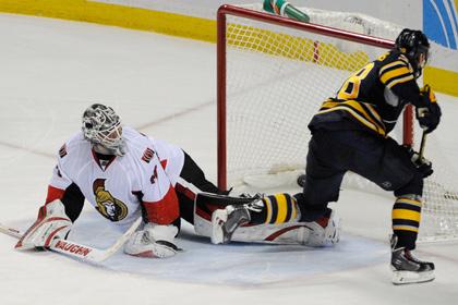 Для определения победителя в матче НХЛ потребовалось 20 буллитов