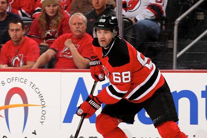Ягр опередил Айзермана по заброшенным шайбам в НХЛ
