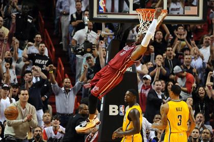 «Майами» выиграл матч лидеров конференции НБА