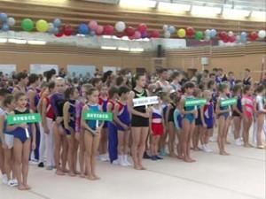 В Смоленске прошло областное первенство по спортивной гимнастике