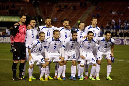 Босния и Герцеговина обошла Францию в рейтинге ФИФА