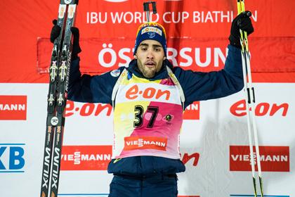 Мартен Фуркад пропустит этап Кубка мира по биатлону