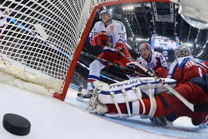 Российские хоккеисты проиграли Кубок Первого канала чехам