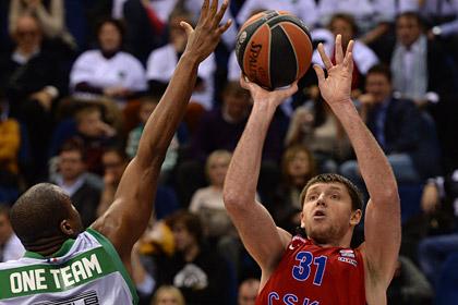 Виктор Хряпа завершил карьеру в сборной России по баскетболу