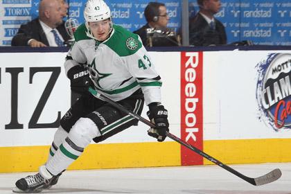 Российский форвард забросил победную шайбу в игре НХЛ