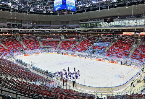В Сочи создадут клуб КХЛ «Дельфин»?