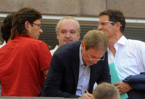 Леонид Федун: «За Капелло надо держаться, нужно ему помогать»