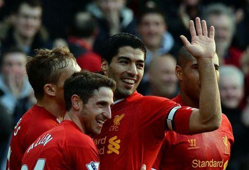 «Манчестер Сити» и Суарес представляют