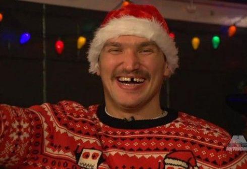 Российское Рождество в НХЛ