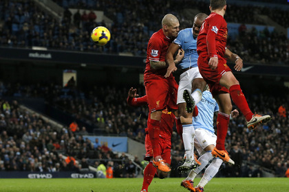 «Манчестер Сити» обыграл «Ливерпуль» в матче премьер-лиги