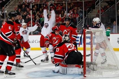 Российский форвард стал третьей звездой матча НХЛ