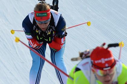 Зайцева пропустит первый в 2014 году этап Кубка мира