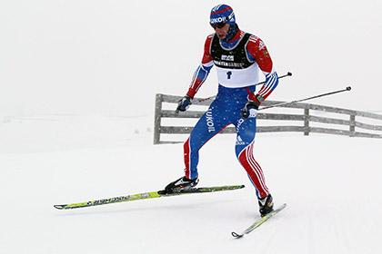 Российский лыжник стал призером этапа Кубка мира