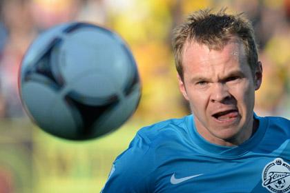 Александр Анюков продлил контракт с «Зенитом»