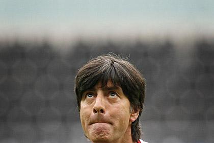 Тренер сборной Германии отказался голосовать на выборах обладателя «Золотого мяча»