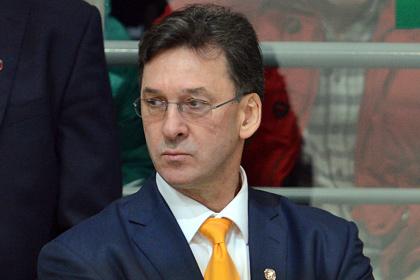 Олимпийский чемпион возглавил клуб КХЛ