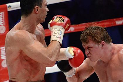 Британский боксер заказал Поветкина и Кличко в подарок на Рождество