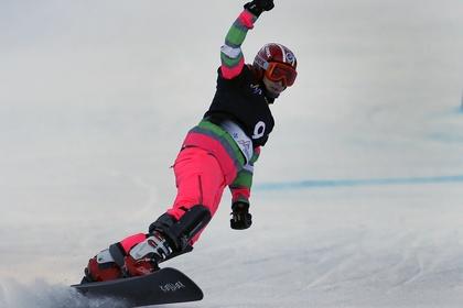 Сноубордистка Тудегешева выиграла гигантский слалом на Кубке Европы