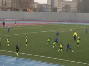 Юные смоленские футболисты разыграли зимний кубок