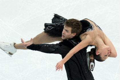 Российские фигуристы завоевали серебро на чемпионате Европы