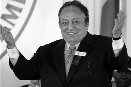 Скончался глава WBC Хосе Сулейман