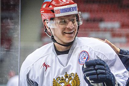 Гендиректор ХК «Динамо» гарантировал участие Соина в Олимпийских играх