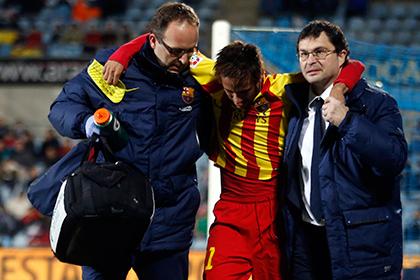 «Барселона» потеряла Неймара на три недели