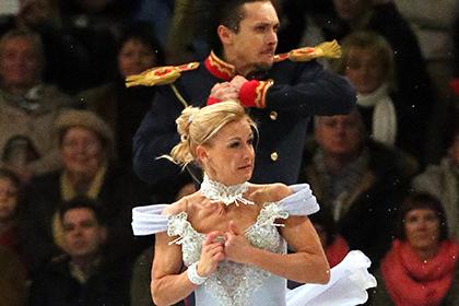 Российские фигуристы побили собственный мировой рекорд