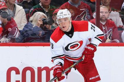 Александр Семин стал лучшим игроком матча НХЛ
