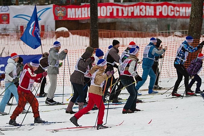 Смоляне готовятся принять участие в «Лыжне России»
