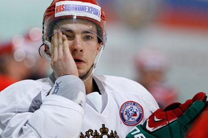 Назван кандидат на замену травмированному хоккеисту сборной России