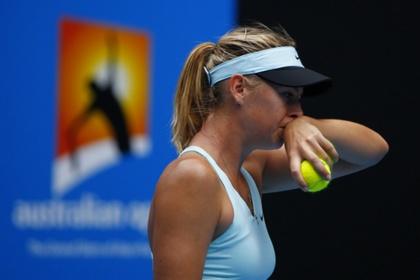 Цибулкова оставила Шарапову без четвертьфинала Australian Open