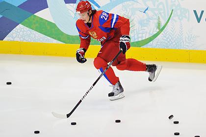 В сборную России по хоккею вызвали двукратного чемпиона мира