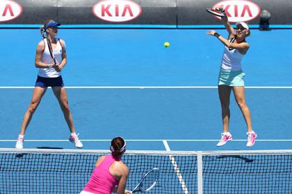 Россиянки пробились в финал Australian Open