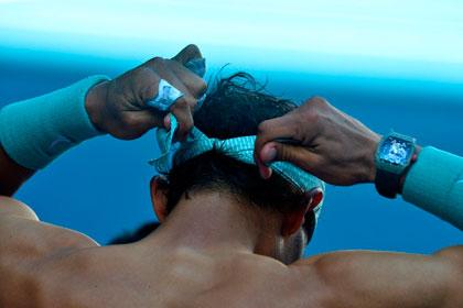 Надаль и Федерер сыграют в полуфинале Australian Open