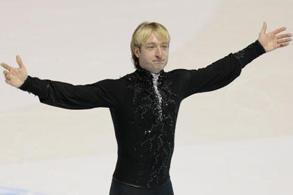 Плющенко официально включен в состав на Олимпиаду в Сочи