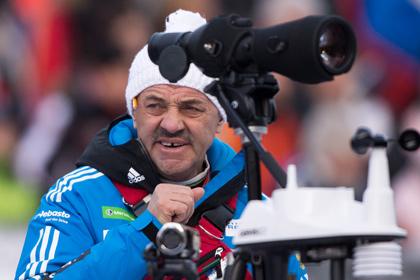 В женской сборной России по биатлону сменился тренер