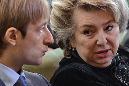 Татьяна Тарасова одобрила участие Плющенко в Олимпиаде