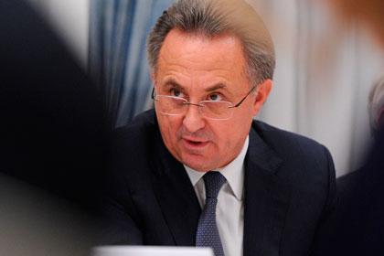 Мутко назвал число российских спортсменов на Олимпиаде в Сочи