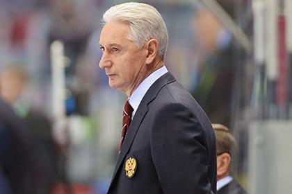 Билялетдинов выбрал восемь запасных олимпийской сборной
