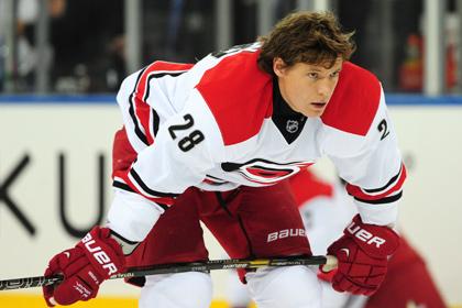 Семин сделал второй дубль в сезоне НХЛ