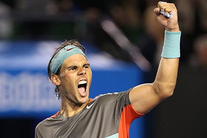 Надаль победил Федерера и вышел в финал Australian Open