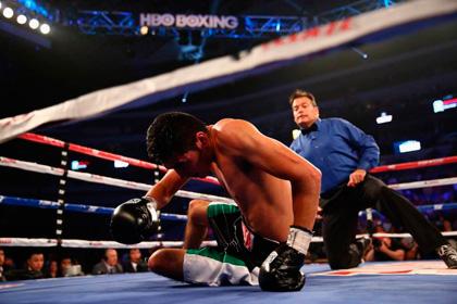 Бывший чемпион мира по боксу получил пулю за сходство с полицейским