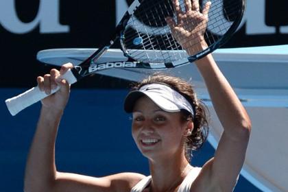 Россиянка выиграла Australian Open в юниорском разряде