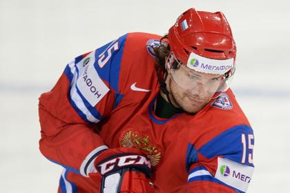 В сборной России по хоккею произошла замена