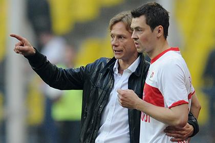 Карпин исключил возвращение Билялетдинова в «Спартак»