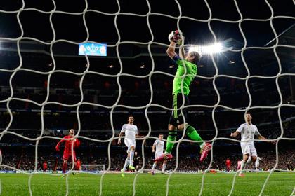 Касильяс побил вратарский рекорд «Реала»