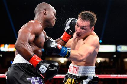 Бой российского боксера признали лучшим в 2013 году