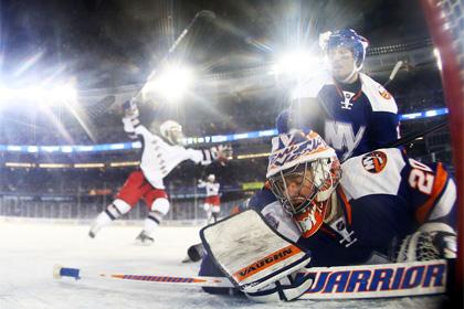 Команда Набокова проиграла в матче НХЛ под открытым небом